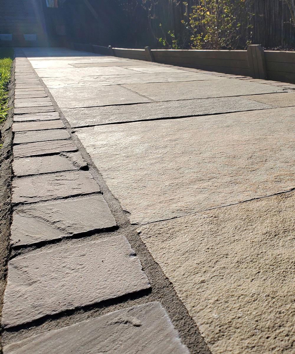 Linwood Sandstone Setts